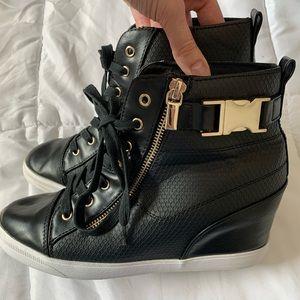 ~Spring~ Hightop Sneakers